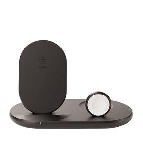 Belkin BoostCharge 10W Qi iPhone Watch Airpod Charger Black