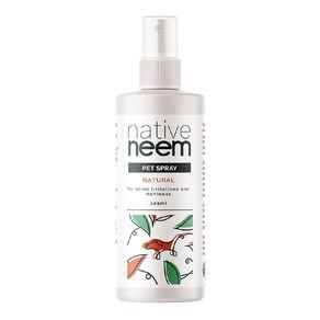 Native Neem Organic Neem Pet Spray