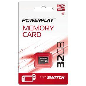 PowerPlay 32GB Memory Card