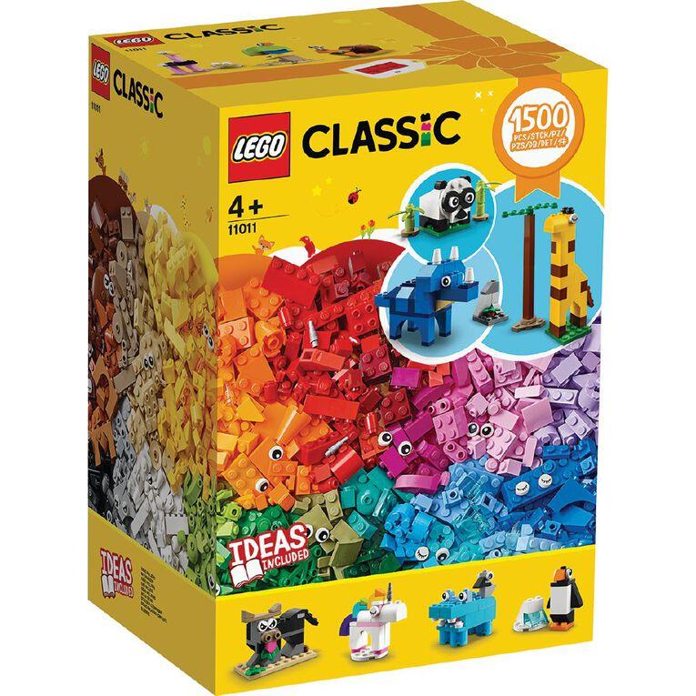 LEGO Classic Bricks and Animals 11011, , hi-res