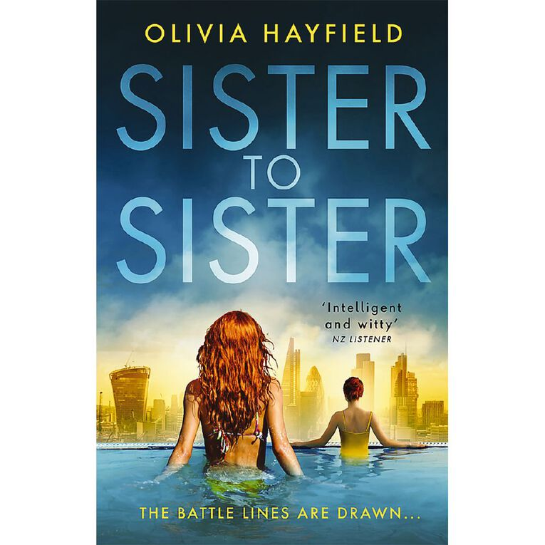 Sister to Sister by Olivia Hayfield, , hi-res