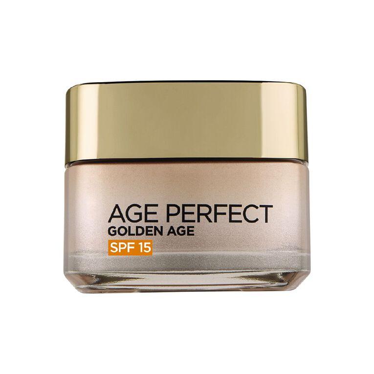 L'Oreal Paris Age Perfect Golden Age Day Cream SPF15 50ml, , hi-res