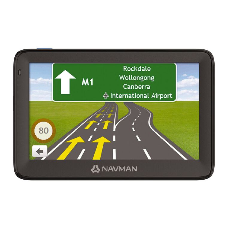 Navman Move 100 GPS Navigation Device, , hi-res