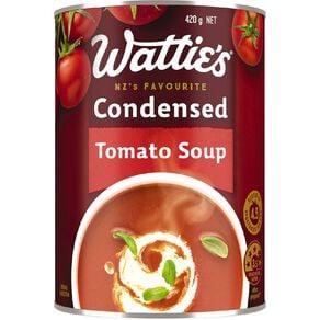 Wattie's Condensed Tomato Soup 420g