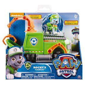 Paw Patrol Basic Vehicle & Pup Assorted