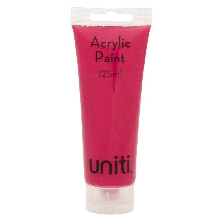 Uniti Acrylic Tube Magenta 125ml, , hi-res