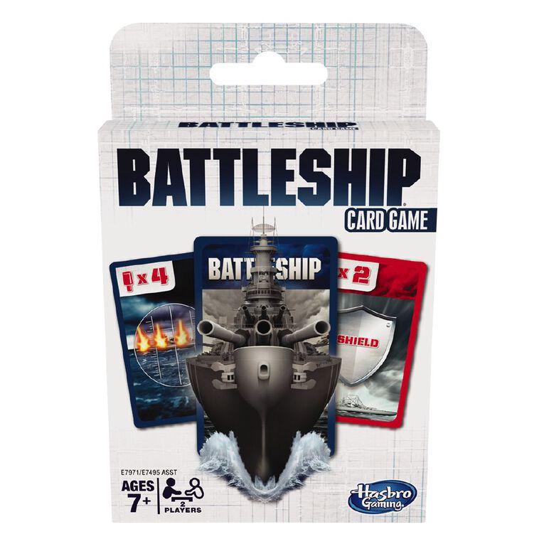 Classic Card Games Battleship, , hi-res
