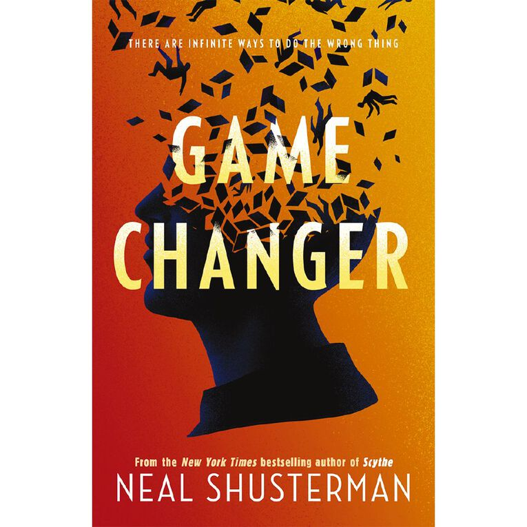 Game Changer by Neal Shusterman, , hi-res