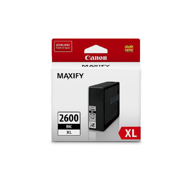 Canon Ink PGI2600XL Black (2500 Pages), , hi-res