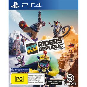 PS4 Riders Republic