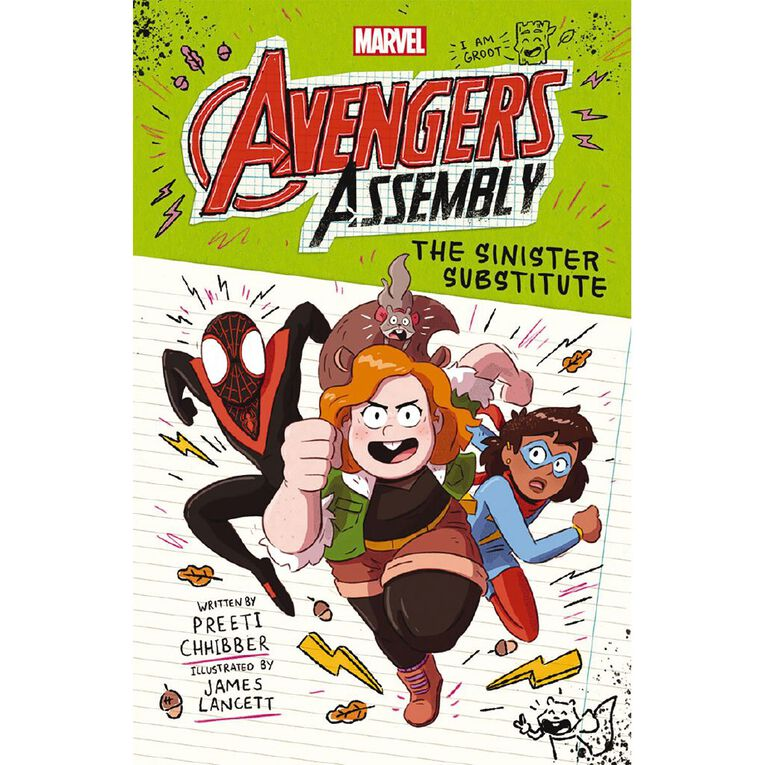 Marvel Avengers Assembly #2 The Sinister Substitute by Preeti Chhibber, , hi-res