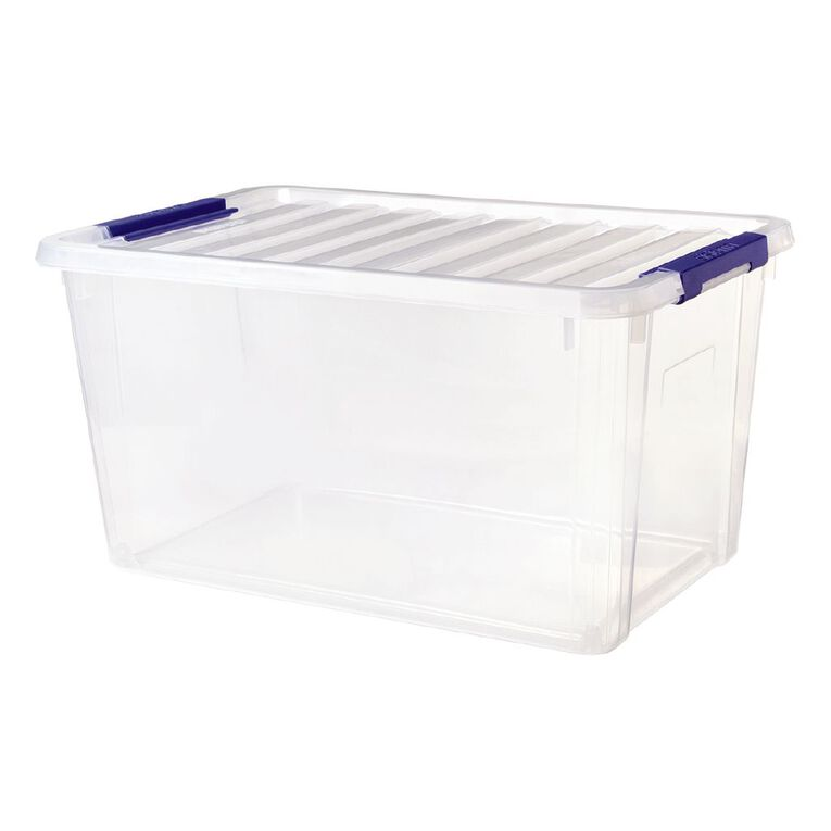 Sistema Storage Organiser Clear 27L, , hi-res