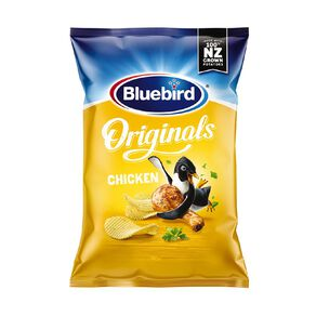 Bluebird Original Cut Chicken 150g
