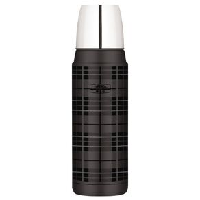 Thermos Stainless Steel Vacuum Insulated Flask Grey 470ml