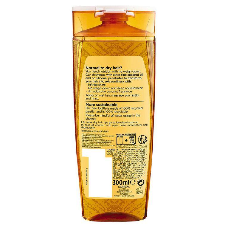L'Oreal Paris Elvive Extraordinary Oil Coconut Shampoo 300ml, , hi-res