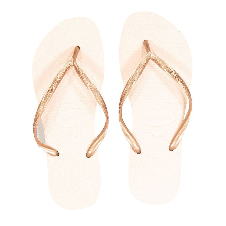 Havaianas Women's Casual Jandals, Rose Gold, hi-res image number null