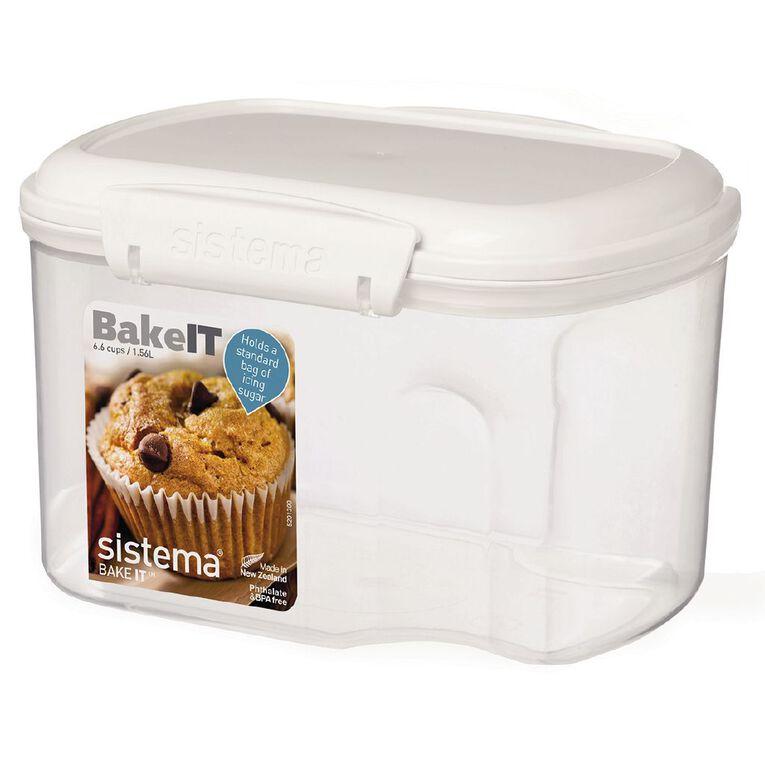 Sistema Bake It Cream 1.56L, , hi-res