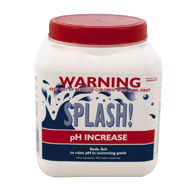 Splash PH Increase 2kg, , hi-res