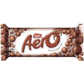 Nestle Aero Milk Chocolate Bar 40g