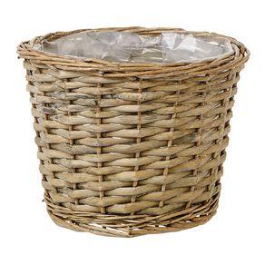 Kiwi Garden Willow Basket 20cm