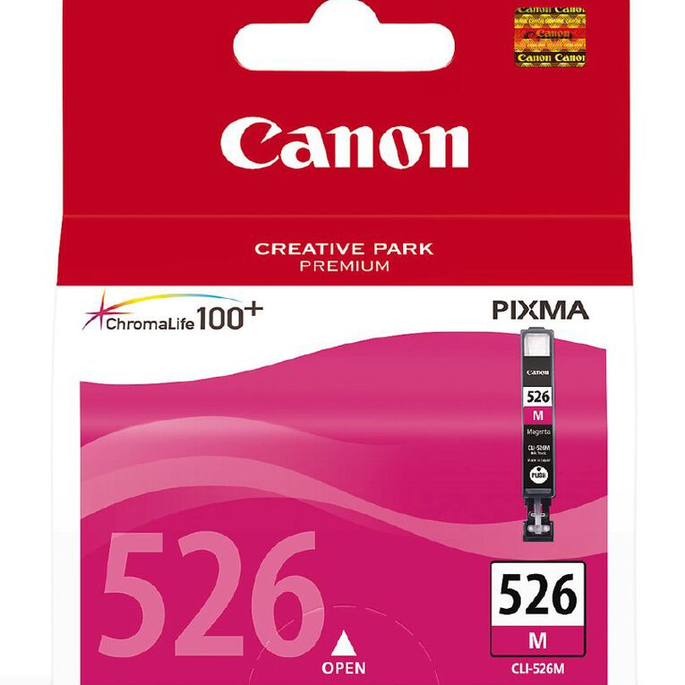 Canon Ink CLI526 Magenta (500 Pages), , hi-res