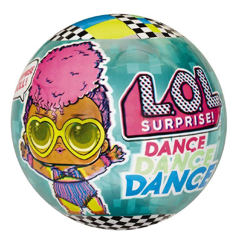 LOL Surprise Dance Tots Assorted, , hi-res