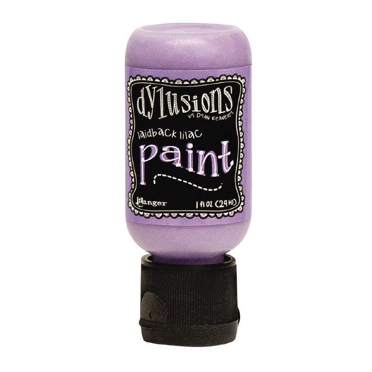 Ranger Dylusions Paint 1oz Laidback Lilac, , hi-res
