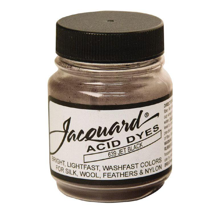 Jacquard Acid Dye 14.17g Jet Black, , hi-res