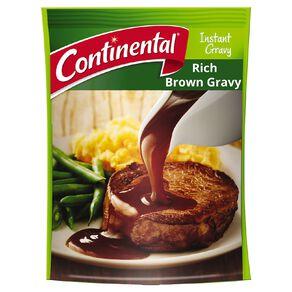 Continental Gravy Rich Brown 30g
