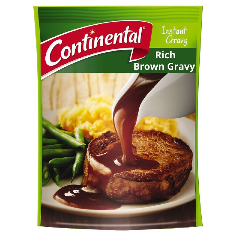 Continental Gravy Rich Brown 30g, , hi-res