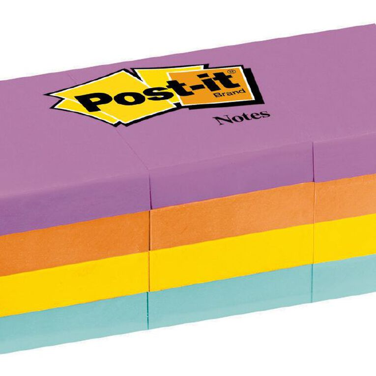 Post-It Notes 653An 34.9mm x 47.6mm Cape Town Collection 12, , hi-res