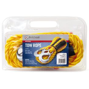 Autohaus Tow Rope 2 Tonne Loading