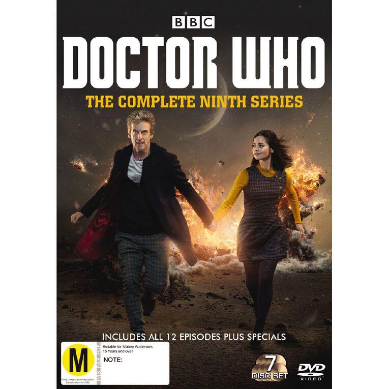 Doctor Who (2015) Season 9 DVD 7Disc, , hi-res
