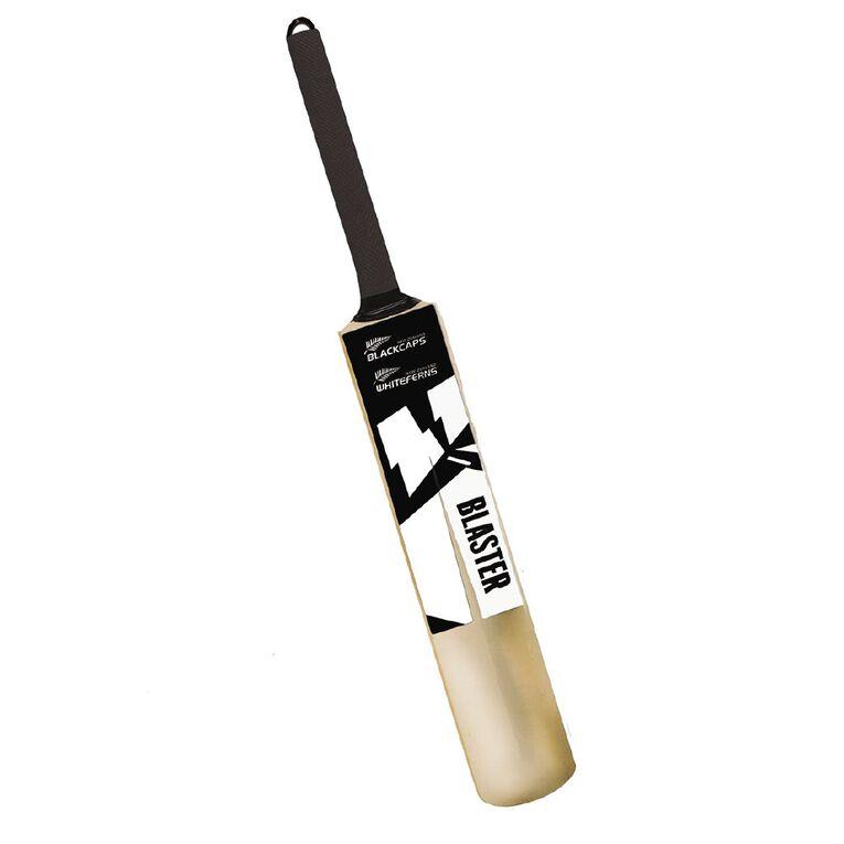 Black Caps Kashmir Willow Bat Size 4, , hi-res