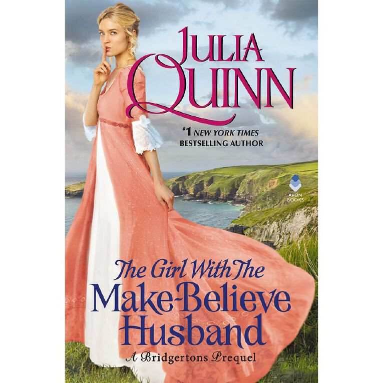 Rokesby #2 The Girl with The Make Believe Husband by Julia Quinn, , hi-res