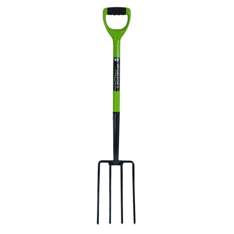 McGregor's Carbon Steel Ergo Fork with Forward Facing Grip, , hi-res