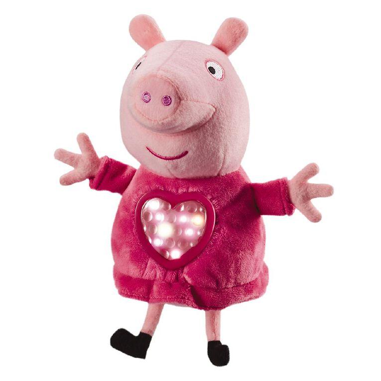 Peppa Pig Sleepover Peppa, , hi-res