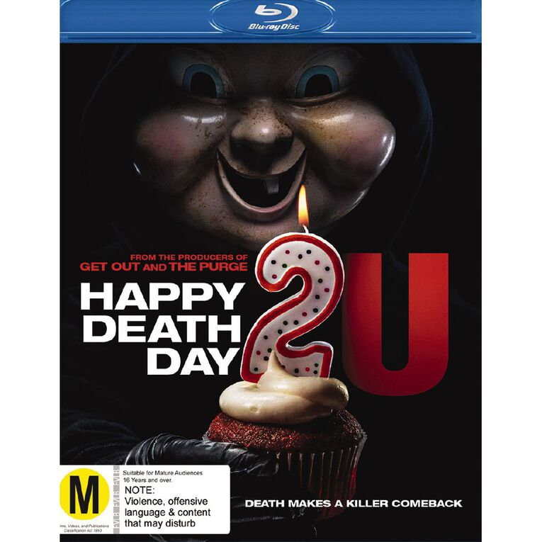 Happy Death Day 2U Blu-ray 1Disc, , hi-res