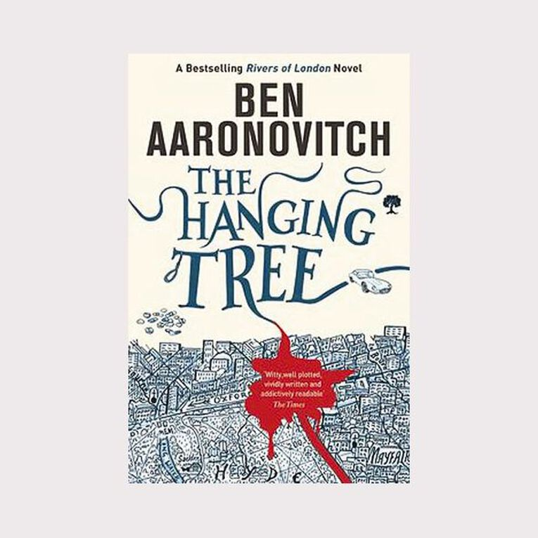 Rivers of London #6 Hanging Tree by Ben Aaronovitch, , hi-res
