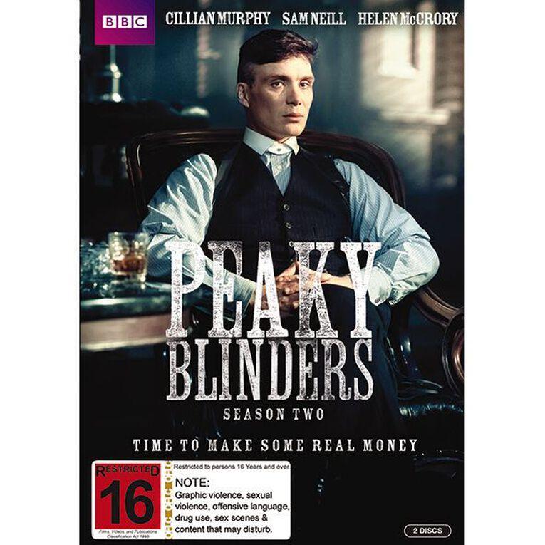 Peaky Blinders Season 2 DVD 2Disc, , hi-res