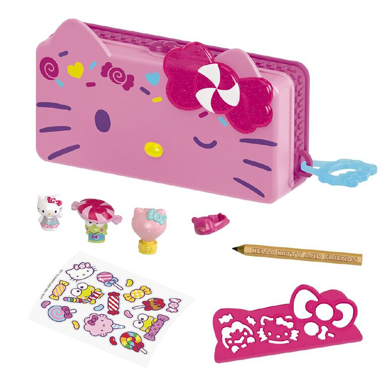 Hello Kitty Pencil Playset Assorted, , hi-res