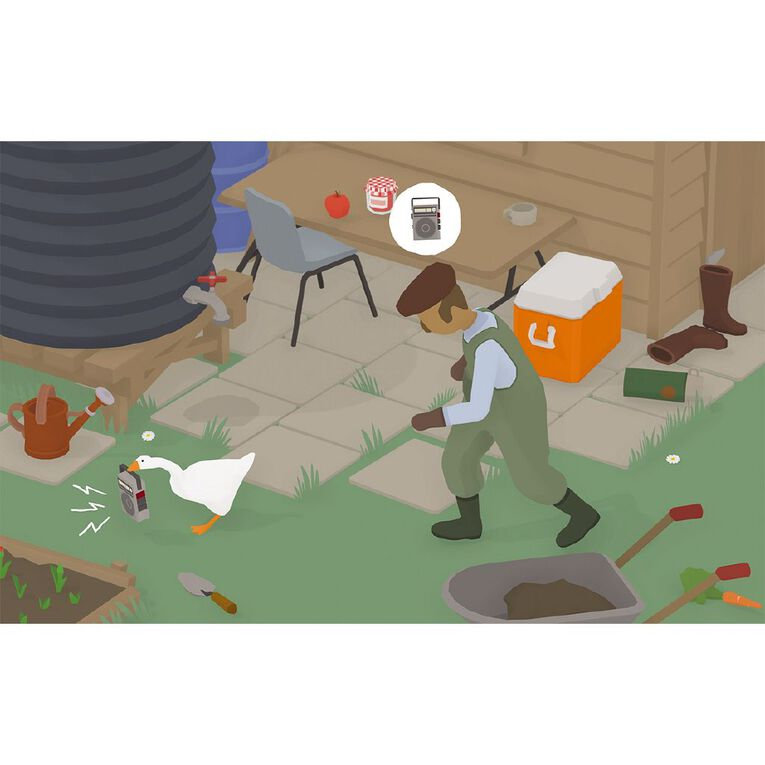 PS4 Untitled Goose Game PS4, , hi-res