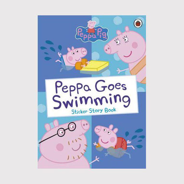 Peppa Goes Swimming, , hi-res