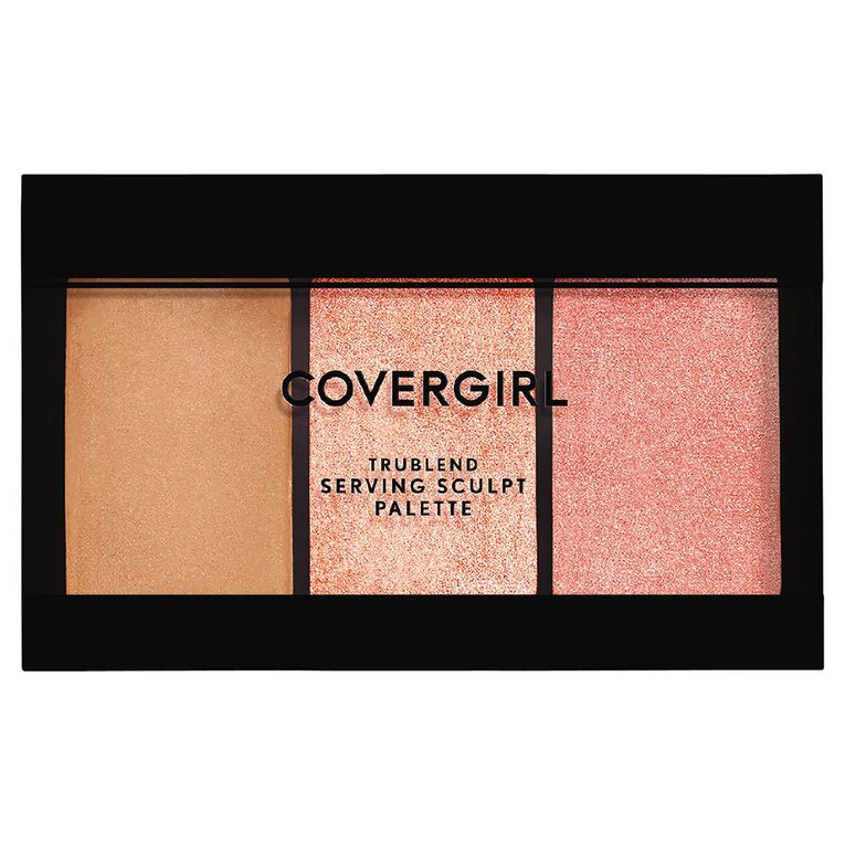 Covergirl Serving Sculpt Palette 500 Bloom Babe, , hi-res