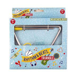 Rhythm and Beats Triangle