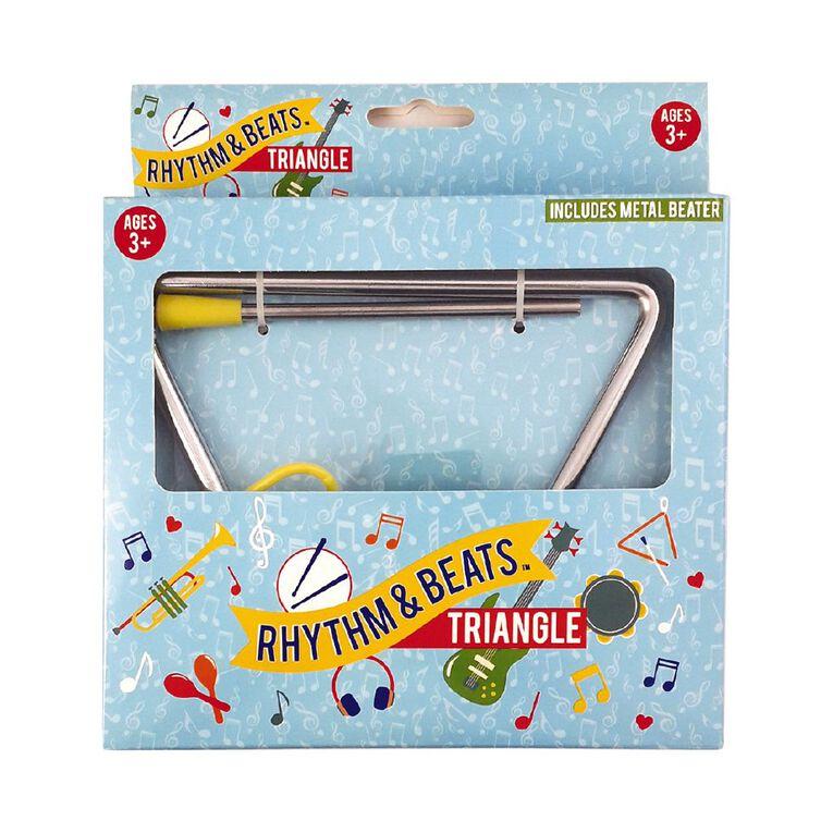 Rhythm and Beats Triangle, , hi-res