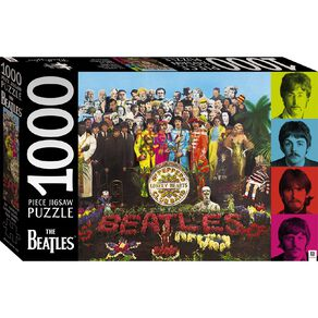 Hinkler The Beatles Sgt. Lonely Hearts Club Band 1000 Piece Puzzle