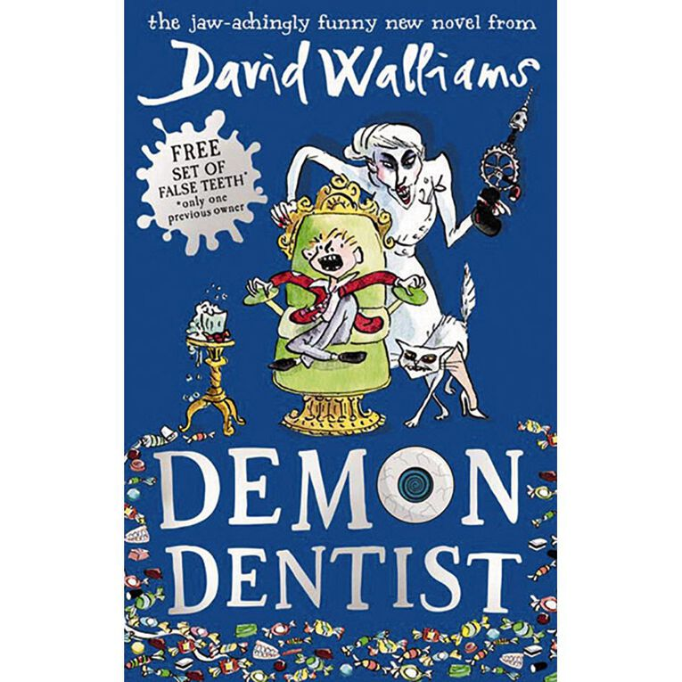 Demon Dentist by David Walliams, , hi-res