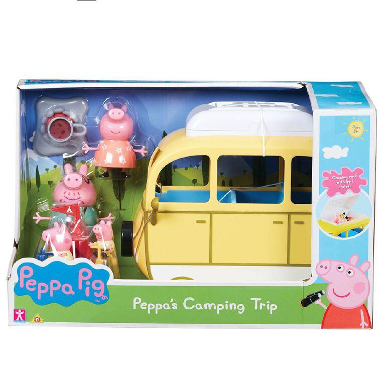 Peppa Pig Deluxe Campervan, , hi-res