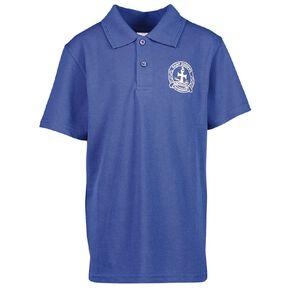 Schooltex St Joseph's Whakatane Short Sleeve Polo with Embroidery
